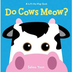 Sterling Publishing Do Cows Meow? - Board Book