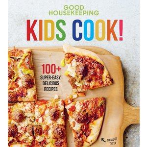 Sterling Publishing Good House Keeping Kids Cook - Hardcover Book