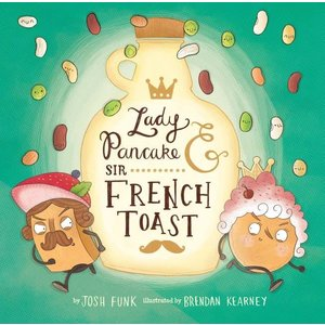 Sterling Publishing Lady Pancake & Sir French Toast - Hardcover Picture Book