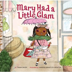 Sterling Publishing Mary Had a Little Glam - Hardcover Picture Book