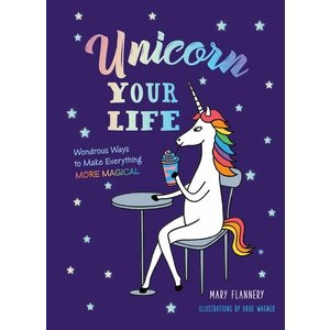 Sterling Publishing Unicorn Your Life - Hardcover Book
