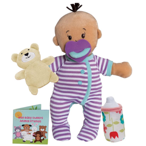 Manhattan Toy Wee Baby Stella Beige Sleepy Time Scents Set