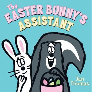 Harper Collins The Easter Bunny's Assistant - Hardcover Book
