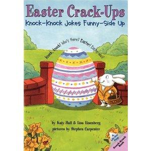 Harper Collins Easter Crack-Ups Knock-Knock Jokes Funny-Side Up
