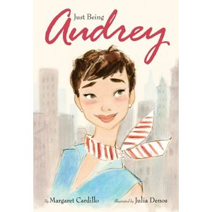 Harper Collins Just Being Audrey - Hardcover Book