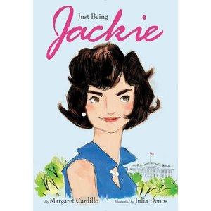 Harper Collins Just Being Jackie - Hardcover Book