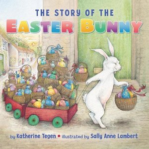 Harper Collins The Story of the Easter Bunny - Board Book