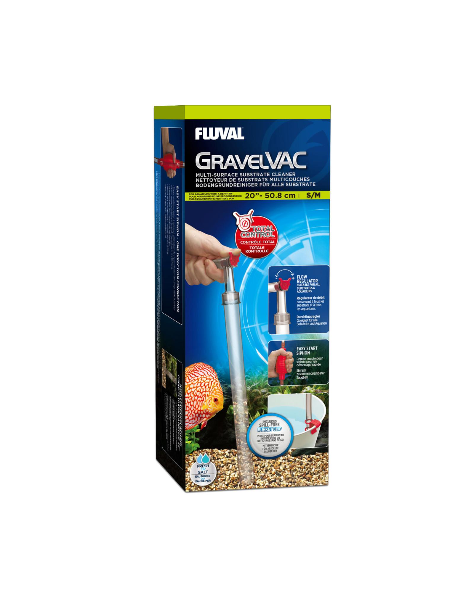 Fluval Fluval Gravel Vac Multi-Substrate Cleaner - Small / Medium