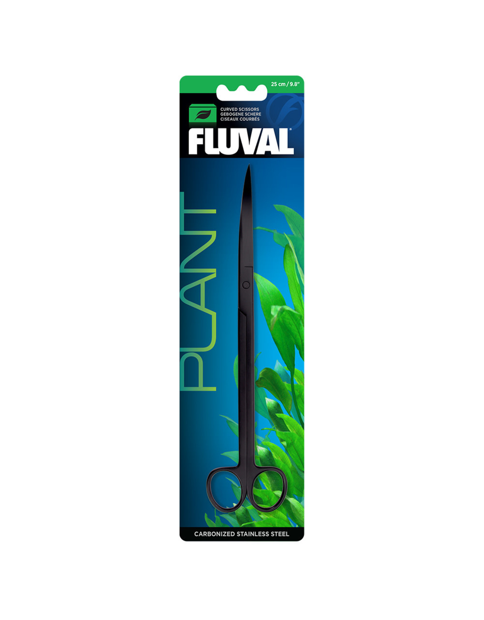Fluval Fluval Curved Scissors - 25 cm (9.8 in)