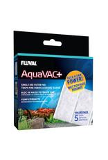 Fluval Fluval Aquavac+ Replacement Fine Filter Pad (5 Pack)