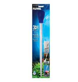 "Fluval Fluval 3-in-1 Waste Remover/ Feeder - 43 cm (17"")"