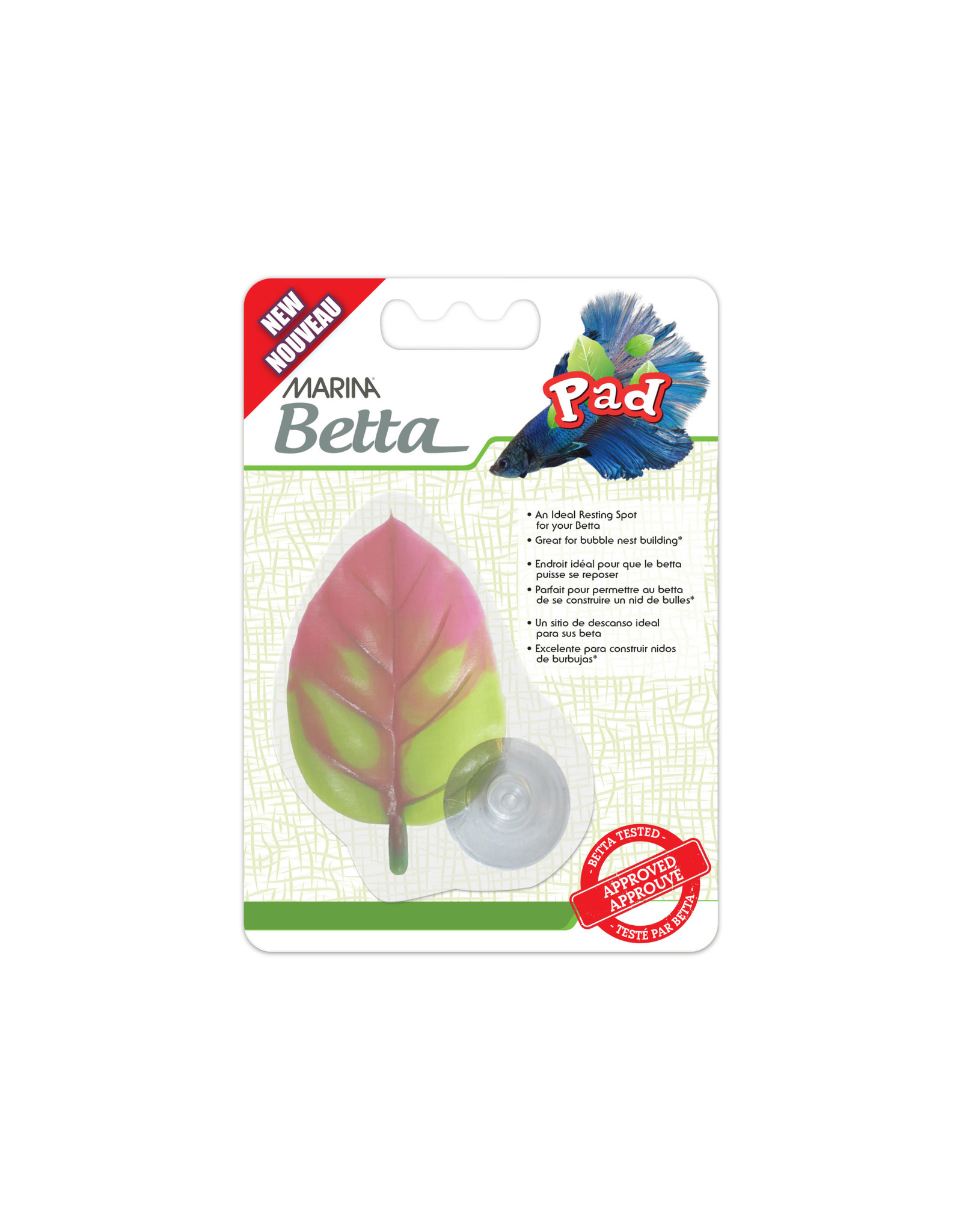 Marina Marina Betta Pad - Green