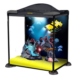 Marina Marina Deep Sea Explorer Aquarium Starter Kit - 17 L (4.5 US gal)