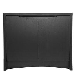 Fluval Fluval FLEX Deluxe Aquarium Stand - Black - 82.88 x 42 x 75.5 cm (32.5 x 16.5 x 29.7 in)