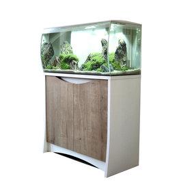 Fluval Fluval FLEX Deluxe Aquarium Stand - White - 82.88 x 42 x 75.5 cm (32.5 x 16.5 x 29.7 in)