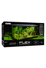Fluval Fluval FLEX Aquarium Kit - White - 123 L (32.5 US Gal)