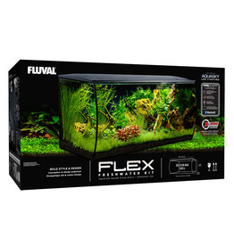 Fluval Fluval FLEX Aquarium Kit - White - 123 L (32.5 US Gal)