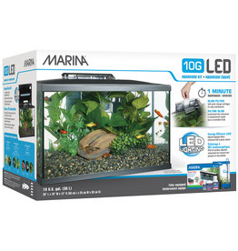 Marina Marina 10G (10 Gal.) LED Aquarium Kit