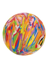 Cat Love Furry Frolics Marble & Rainbow Foam Balls