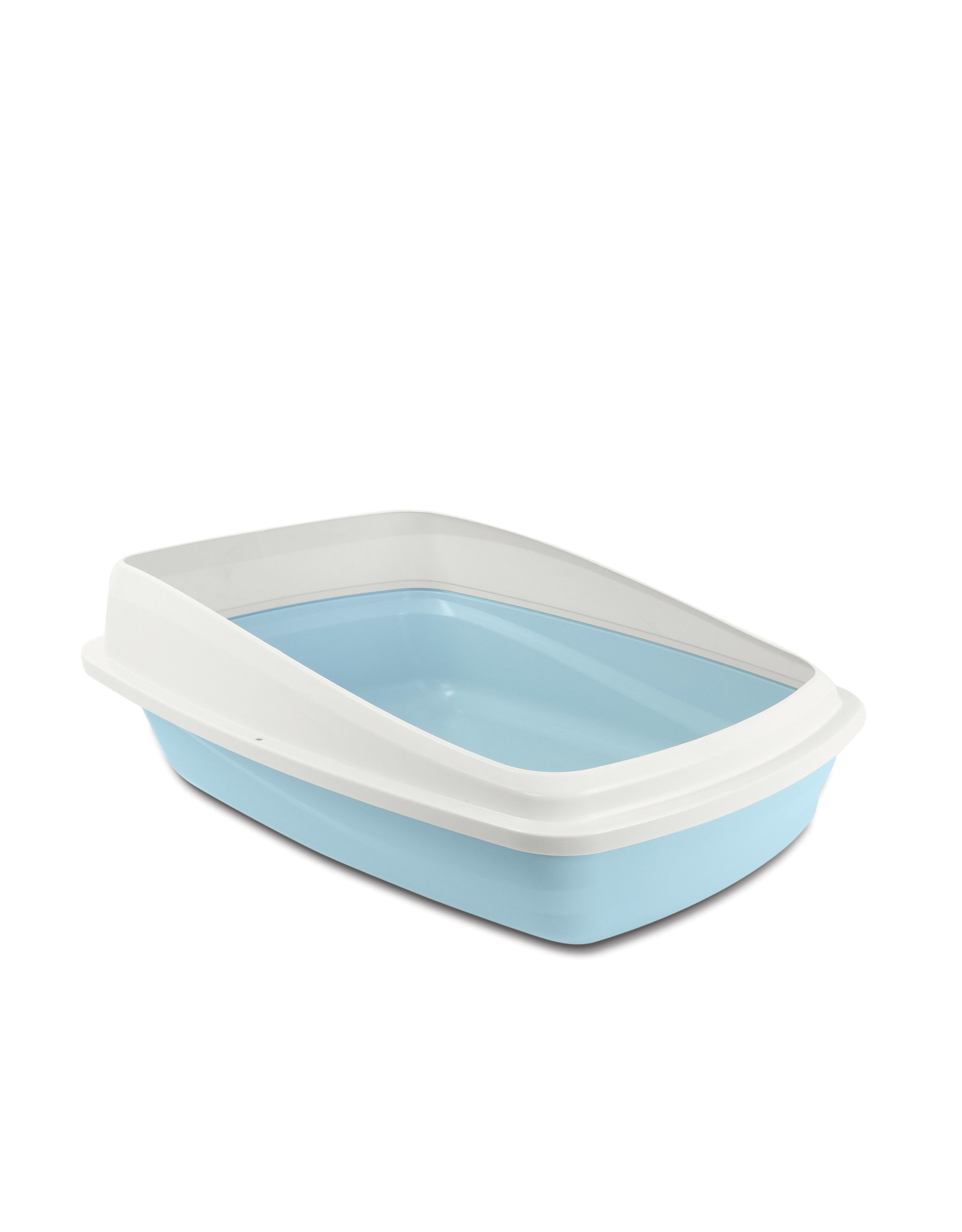 Cat Love Cat Pan with Removable Rim Large Blue/Grey