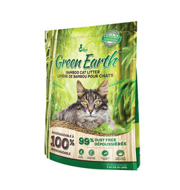 Cat Love Green Earth Bamboo Litter 8lb