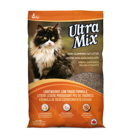 Cat Love Ultra Mix Unscented Non-Clumping Cat Litter 10kg (22 lbs)