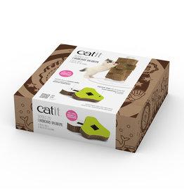 CatIt Senses 2.0 Cardboard Backbone Refill Discs 8 Pack