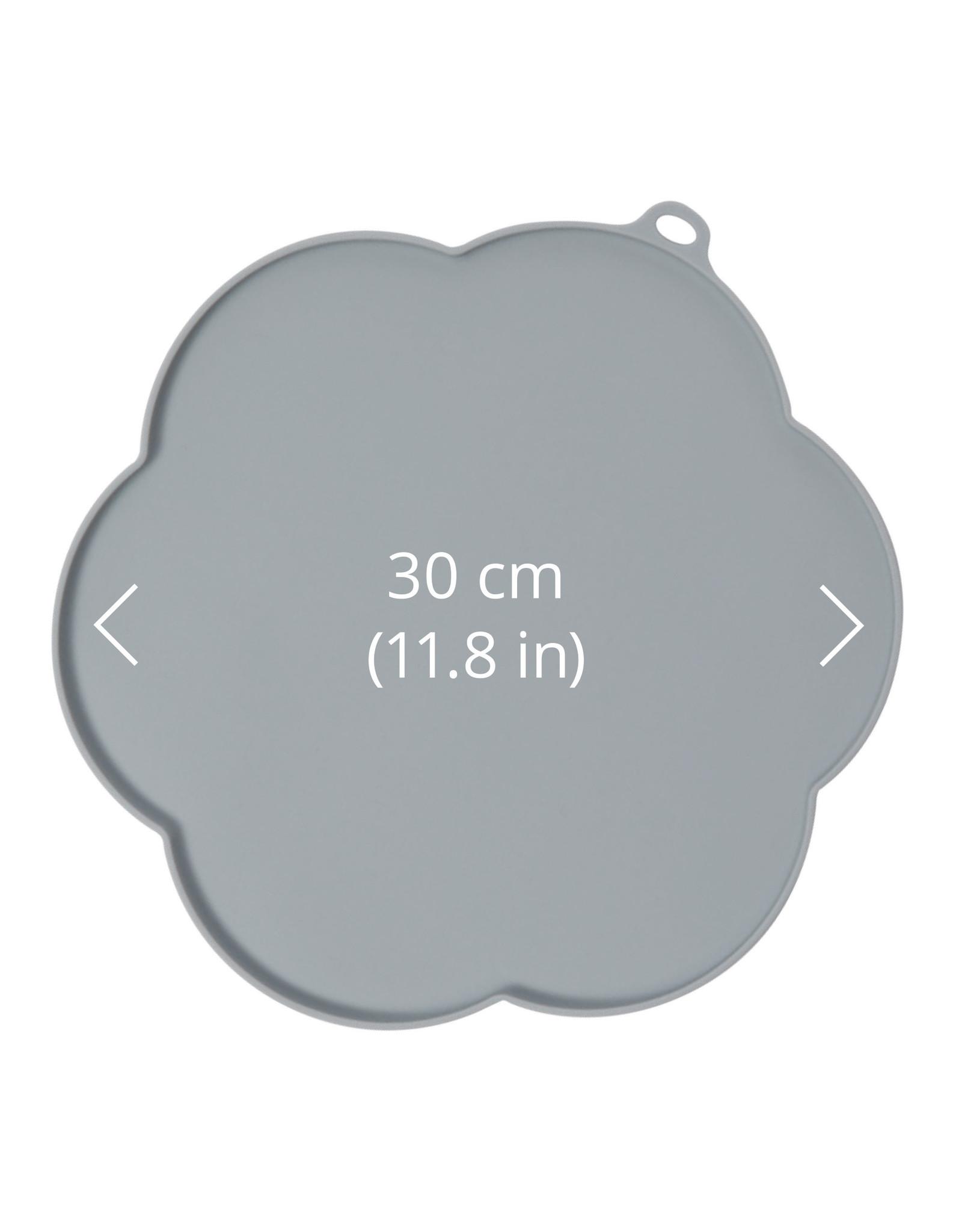 CatIt Flower Placemat Grey