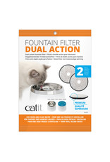 CatIt Dual Action Replacement Filters 2 Pack
