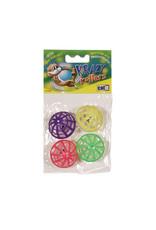 CatIt Jingle Balls 4 Pack