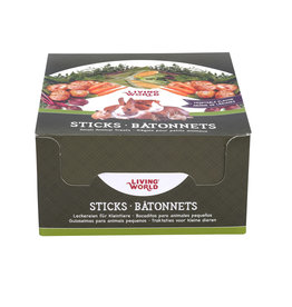 Living World Living World Small Animal Sticks, Vegetable Flavour, 45 g (1.5 oz)