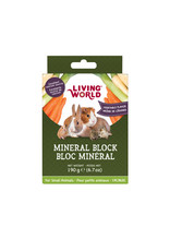 Living World Living World Small Animal Mineral Block, Vegetable Flavour, Large, 190 g (6.7 oz)