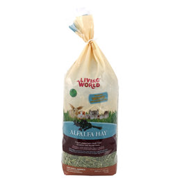 Living World Living World Alfalfa Hay - Large - 680 g (24 oz)