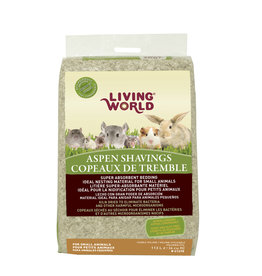 Living World Aspen Shavings - 113 L (4 cu ft)