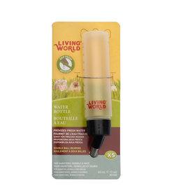 Living World Living World Water Bottle - XSmall - 60 ml (2 oz)