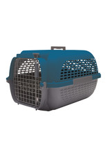 "DogIt Voyageur Dog Carrier Dark Blue/Charcoal Medium 56.5L x 37.6W x 30.8cmH (22x14.8x12"")"