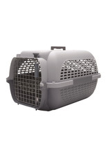 "DogIt Voyageur Dog Carrier Gray/Gray Medium - 56.5L x 37.6W x 30.8cmH (22x14.8x12"")"