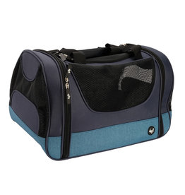DogIt Soft Carrier Tote Carry Bag Blue