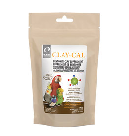 HARI HARI Clay-Cal Bentonite Clay Supplement for Birds - 250 g (0.55 lb)