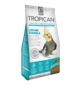 Tropican Tropican Lifetime Formula Granules for Cockatiels - 820 g (1.8 lb)