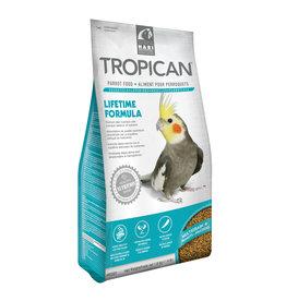HARI Tropican Lifetime Formula Granules for Cockatiels - 1.8 kg (4 lb)