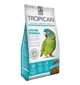 Tropican Tropican Lifetime Formula Granules for Parrots - 820 g (1.8 lb)