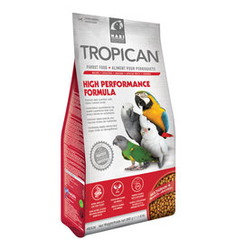 HARI Tropican High Performance Granules for Parrots - 820 g (1.8 lb)