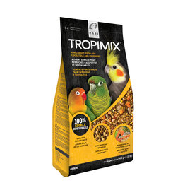 Tropican Tropimix Formula for Cockatiels and Lovebirds - 908 g (2 lb)