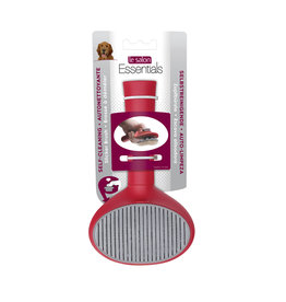 Le Salon LeSalon Self-Cleaning Slicker Brush for Dogs