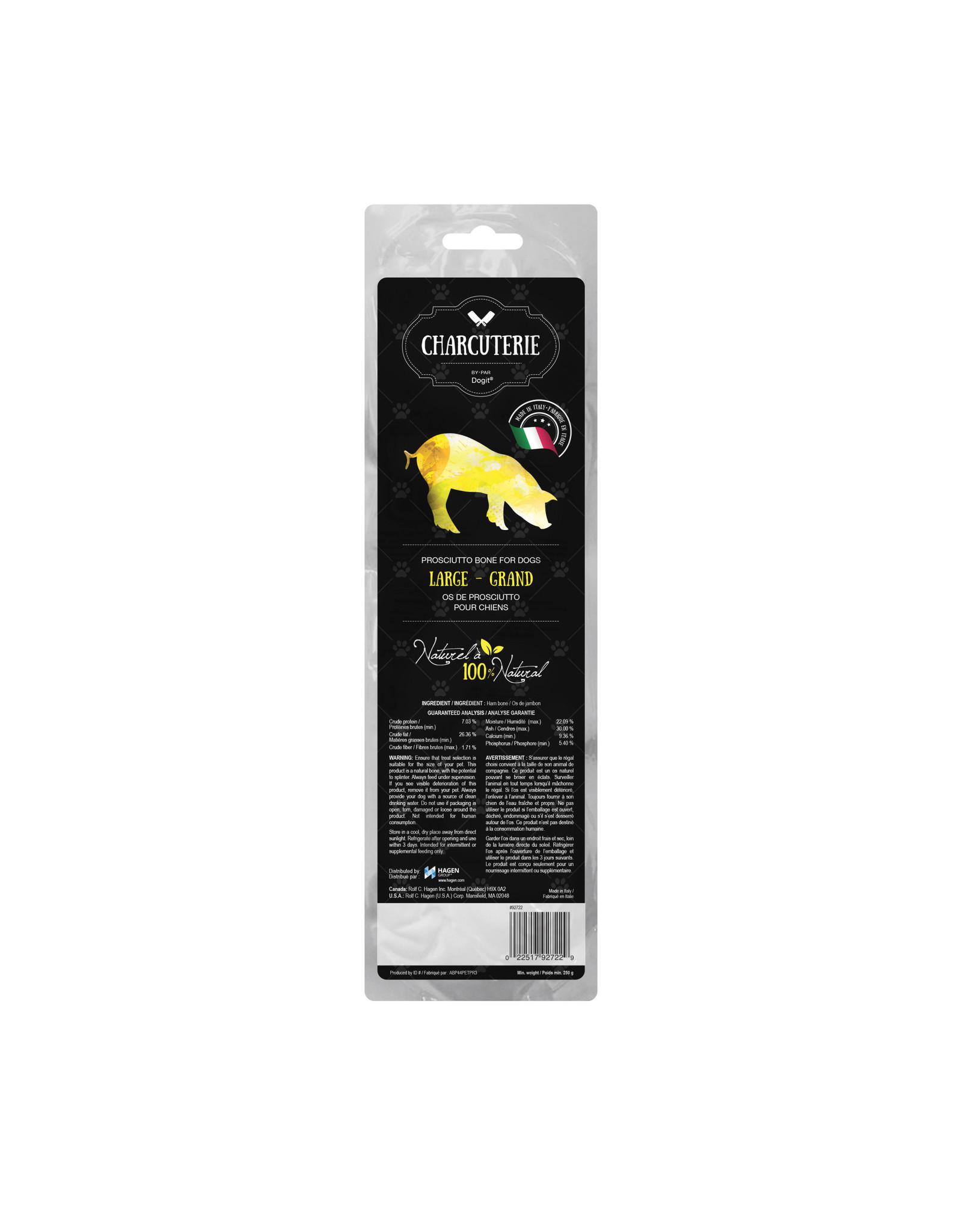 DogIt Prosciutto Bone for Dogs Large (Femur) 250g