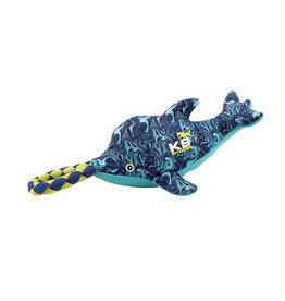 Zeus K9 Fitness HYDRO Dog Toy - Dolphin - 33 cm (13 in)
