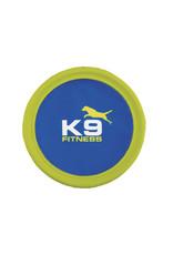 """Zeus K9 Fitness Tough Nylon Flexi Flyer - 26.7cm dia. (10.5"""" dia.)"""