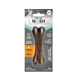 Zeus Nosh Strong Chew Bone, Chicken, Small
