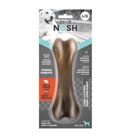Zeus Nosh Strong Chew Bone - Beef & Cheese L